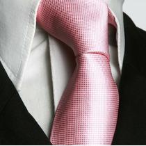 30 Pc Gravata Rosa Para Aluguel Formatura Padrinhos Brinde