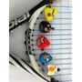 Antivibrador Para Raquete De Tênis Ou Squash Angry Birds