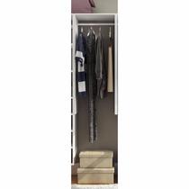 Closet Cabideiro De Parede Roupa Longa Kt619 - Super Closets