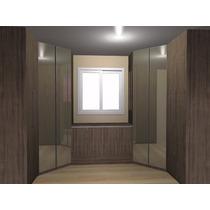 Closet Completo Planejado (portalkaza)