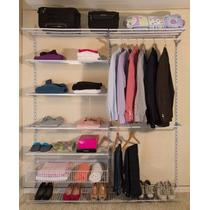Closet Aramado - Kit Kl170 Completo- Super Closets