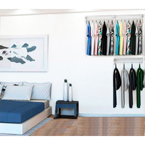 Kit Organizador Armario Facil Para Closet Quarto Incrivel !