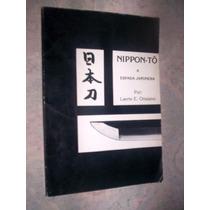 Raro Nippon To A Espada Japonesa