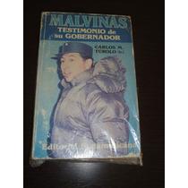 Livro Testemunho Do Governador,espanhol ,ww2,feb,fab,marinha
