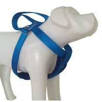 Cinto De Segurança Para Cães Com Fecho E Peitoral Em Seda P