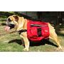 Mochila Hound Saddle Dogs Para Cães Caminhada E Camping Pefg