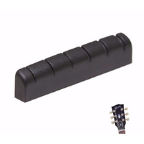 Nut (pestana) Black Tusq P/ Les Paul Gibson - Graphtech