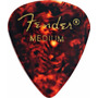 Palheta Fender Média Medium Tortoise Pacote 12 Pack