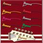 Adesivos Para Headstock Ibanez - Decals Em Vinil Premium