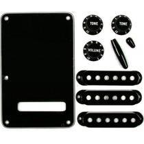 Kit De Acessórios Fender - Strato Preto