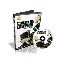 Curso De Bateria Dvd Vídeo Aula Mauricio Barbosa Volume 1