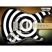 Skin Zakk Wylde Guitarra Baixo Violao Adesivo