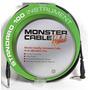 Monster Cabo Para Guitarra 6m