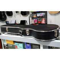 Hard Case Deluxe Preto Para Guitarra Les Paul - Novo!!