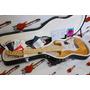 Hard Case Fender Vintage Luxo Usa + Brinde, Envio Até 48hrs