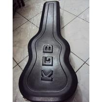 Estojo Case Para Guitarra Luxo Linha Kgb - Alta Qualidade !