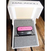 Captador Malagoli Custom Hh777 Blade Zebra Pink Braço - Neck