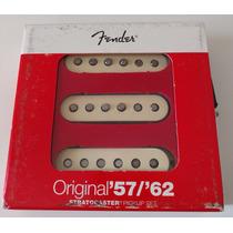 Set De Captadores Fender Original 57/62 Stratocaster