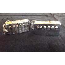 Captadores Pickups Gibson T T Anos 60 Sticker Cromado