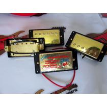 Captador Epiphone Classic Ponte Dourado Humbucker