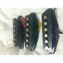 Captadores Stratocaster China Baseados Nos Fender