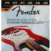 Encordoamento Fender 150 Xl .010 - Made In México
