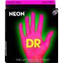 Cordas Para Guitarra Dr Neon Rosa 0.11/0.50