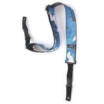 Correia Ibox Camuflada Azul Eng. Rápido Instrumento Musical