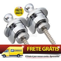 Strap Lock - Trava De Correia (par) - Frete Sedex Grátis