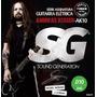 Encordoamento Sg Andreas Kisser P Guitarra