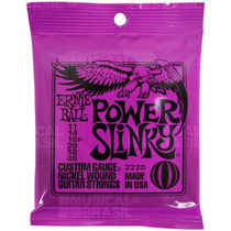 Encordoamento Guitarra 011 Ernie Ball Corda