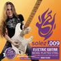 Encordoamento Guitarra 09 Edu Ardanuy Solez Slg Ea