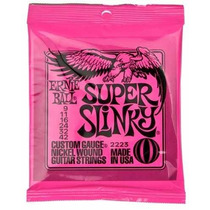 Encordoamento Guitarra Ernie Ball Super Slinky 009 2223 **