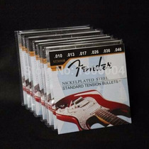 Encordoamento Corda De Guitarra Fender 010
