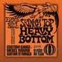Cordas De Guitarra Ernie Ball Skinny Top Heavy Bottom