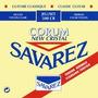 Cordas Savarez Corum New Cristal Tension Normale Nylon 500cr