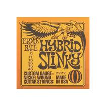 Oferta ! Ernie Ball 2222 Encordoamento Guitarra 009 Hibrida