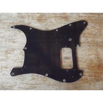 Escudo Strato Padrao Fender Am. Std. Preto 1 Humb. + 1 Pot.