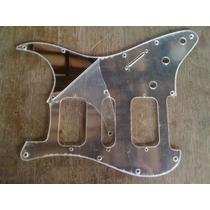 Escudo Stratocaster Padrao Fender Am Std H-s-h Espelho