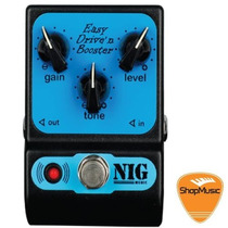Pedal Nig Pocket Ped Easy Drive N Booster Loja Shopmusic