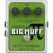 Pedal Para Baixo Electro-harmonix Bass Big Muff Pi