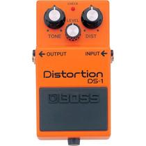 Pedal De Efeito Boss Distorção Ds1 Para Guitarra C/nfe