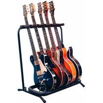 Estante Para 5 Instrumentos Guitarra Baixo Rockbag