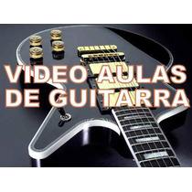 Aulas Guitarra Básico Ao Avançado Português+playbacks D V D