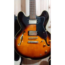 Guitarra Condor Semi Acústica - Mod: Jc 503 - Sb