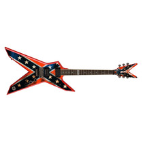 Dean Dixie Rebel Dimebag + Dimebucker Seymour Duncan + Case