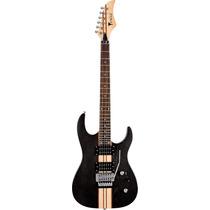 Frete Grátis - Eagle Egt61 Guitarra Micro Afinação : Preta