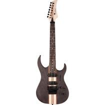 Ritmus : Eagle Egt66 Guitarra 7 Cordas Micro Afinação Preta