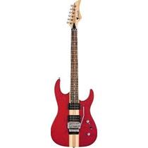 Ritmus ! Eagle Egt61 : Guitarra Com Micro Afinação Vermelha