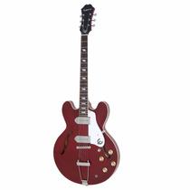 Guitarra Semi Acústica Epiphone Casino Cherry - Original Nf